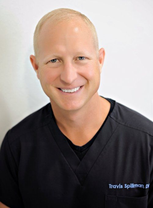 Rockwall dentist Travis Spillman D D S